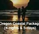 Oregon Coastal Package (4-nights & 5-day)