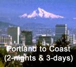 Oregon Coastal 3-Day Package