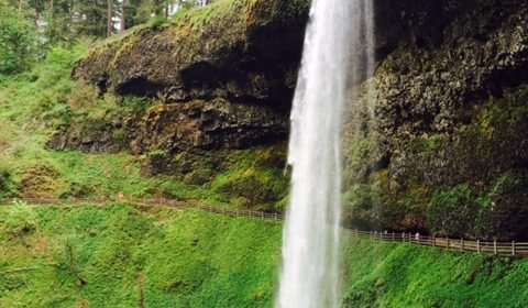 Silver Falls Outdoor Adventure