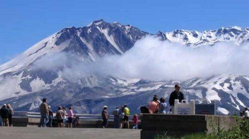 Mount St. Helens Tour