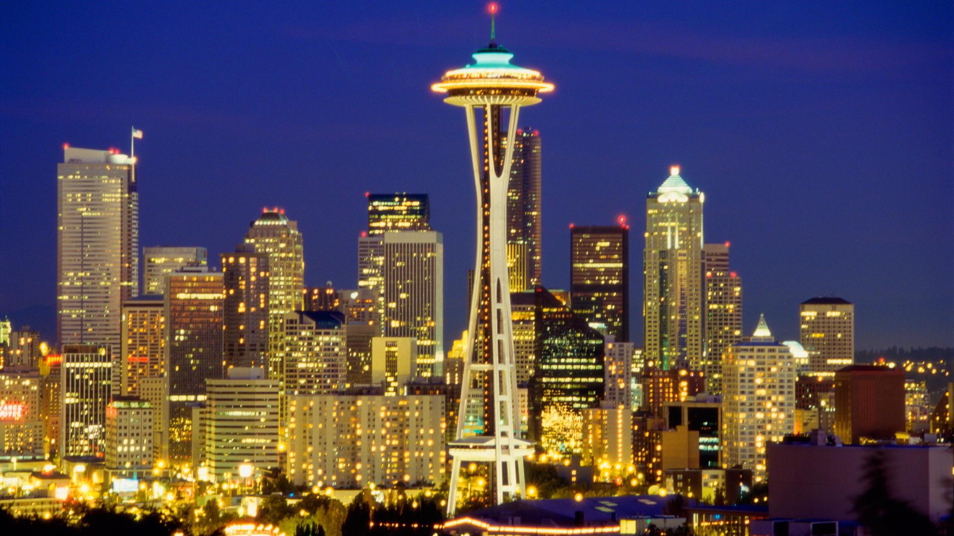 Wallpapersxl Seattle Skyline