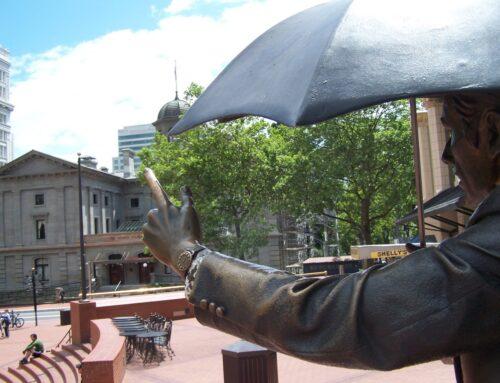 Portland Unforgotten! Portland Center Stage
