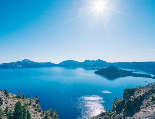 Eugene to Crater Lake 2-days / 1-night
