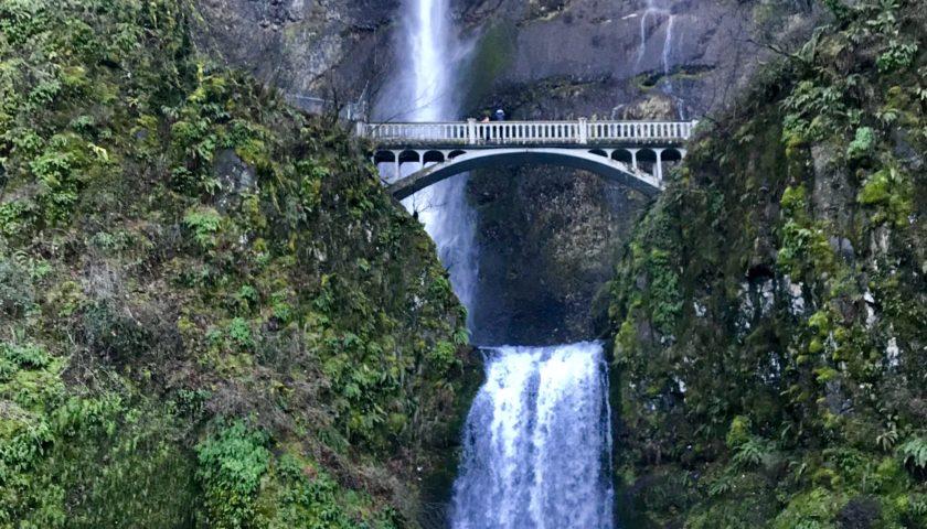 Portland City Gorge Waterfalls Tour America S Hub World