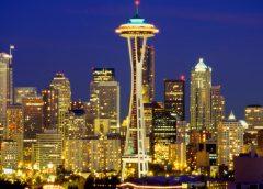 Seattle to San Francisco Tour 7 night/8 day
