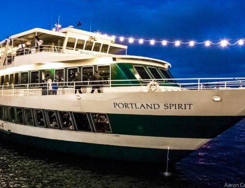 Portland Spirit Dinner Cruise
