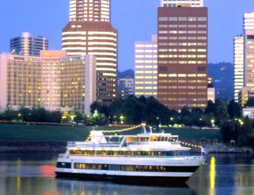 Portland Spirit Lunch Cruise