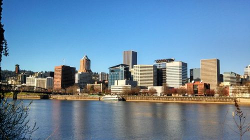 Willamette River Lunch Cruise & Portland City Tour