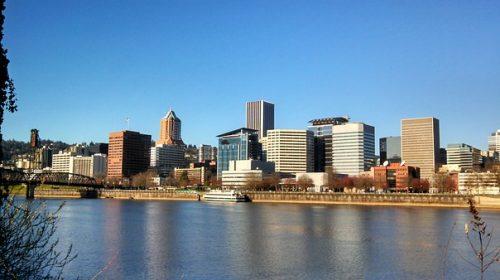 Willamette River Lunch Cruise & Portland City Tour