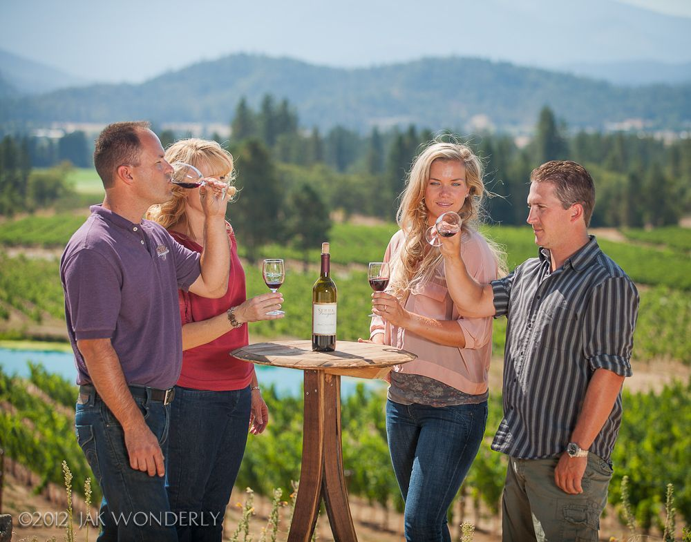 Southern Oregon Wine