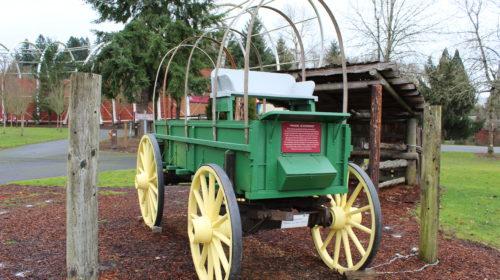 Oregon Trail Experience