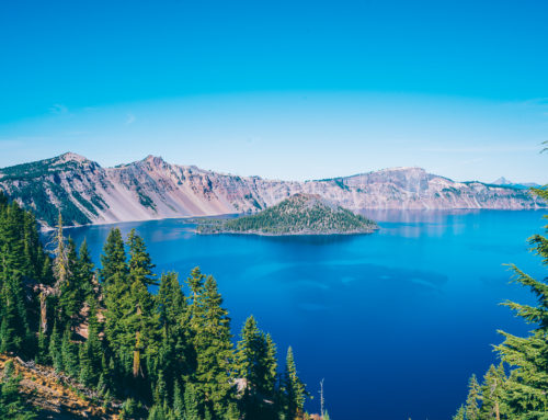 Portland to Crater Lake 3 days / 2 nights