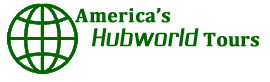 America's Hub World Tours Logo