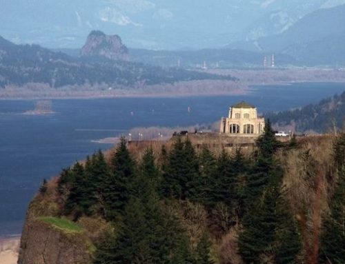Columbia River Gorge/ Portland Spirit Dinner Tour