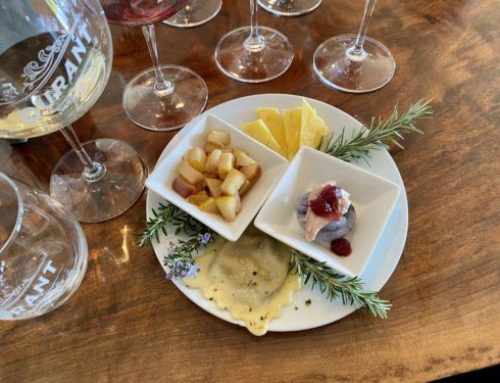 Elevated Wine Tour Experience